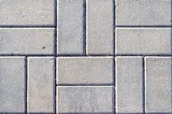 Tile. Gray tiles bricks for background Stock Photos