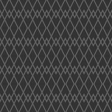 Tile grey and black vector pattern for seamless decoration wallpaper Stock Photography