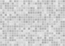 Tile grey variant Royalty Free Stock Image
