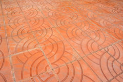 Tile ground Royalty Free Stock Photography