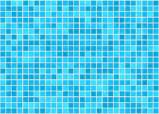 Tile light blue variant Royalty Free Stock Photos