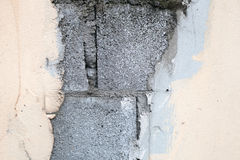 Tile and Mortar Background Royalty Free Stock Images