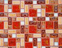 Tile Mosaic stock photo