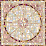 Tile mosaic Stock Images
