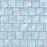 Tile Mosaic Background Stock Illustration