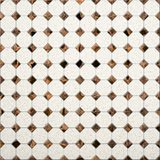 Tile mosaic background Royalty Free Stock Image