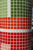 Tile Mosaic Backgrounds Stock Image