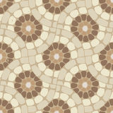 vector tile mosaic floor, stone background Royalty Free Stock Image