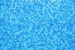 Tile-mosaic fragment Stock Image