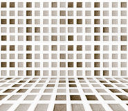 Tile mosaic Stock Photo