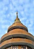 Tile Pagoda Lanna Royalty Free Stock Photo