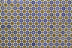 Tile panel Stock Image