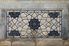 Tile panel Stock Images