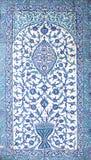Tile panel in Hatice Turhan Sultan Turbeh Stock Photos