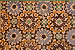 Tile panel Royalty Free Stock Photo