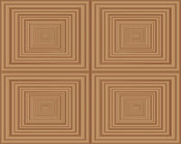 Tile pattens. A background tile pattern in brown Stock Image