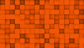 Tile pattern, 3d vector background Royalty Free Stock Image