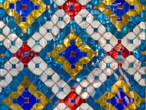 Tile pattern design Royalty Free Stock Photography
