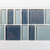 Tile pattern install background Royalty Free Stock Image