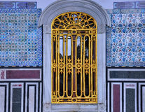 Tile pattern in Istanbul Stock Photography