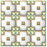 A tile pattern template Royalty Free Stock Photo