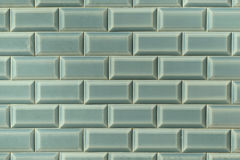 Tile pattern wall Stock Photography