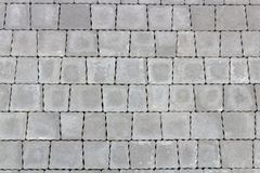 Tile pavement decorative texture royalty free stock images