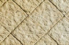 Tile rock wall Stock Photography