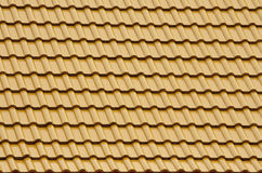 Tile roof Stock Images