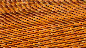 Tile roof. Stock Photos