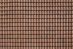 Tile roof background Royalty Free Stock Photos