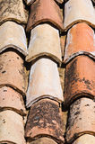 Tile roof. Stock Photography
