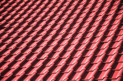 Tile roof 2 Stock Photos