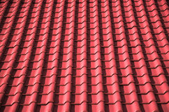 Tile roof 3 Royalty Free Stock Photography