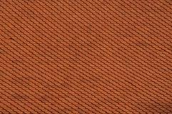 Tile roof texture Royalty Free Stock Photos
