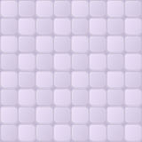Tile Seamless Pattern with Shiny Square Elements Stock Images
