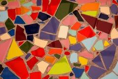 Tile shard pattern Stock Image