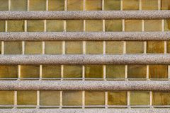 Tile stairs for pattern and background Royalty Free Stock Images