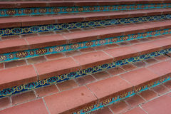 Tile Steps Royalty Free Stock Photos