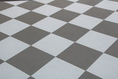 The tile table gray and white royalty free stock photo