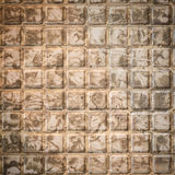 Tile texture with cement Stock Images
