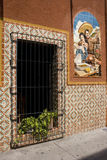 Tile of Tlaquepaque Royalty Free Stock Photo