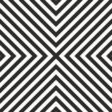 Tile vector black and white tile pattern or geometric background Stock Photography