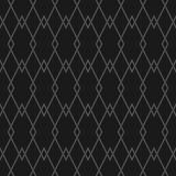 Tile vector pattern with grey and black background Royalty Free Stock Photo