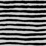 Tile vector pattern with grey and black stripes. For seamless decoration wallpaper vector illustration