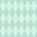 Tile vector pattern or mint green wallpaper background Royalty Free Stock Photos
