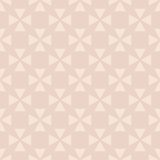 Tile vector pattern with pastel pink background Royalty Free Stock Photo