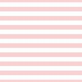 Tile vector pattern with pink and white stripes background Royalty Free Stock Images