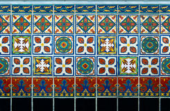 Tile Wainscot Stock Images