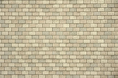 Tile wall. The background of tile wall Royalty Free Stock Photos